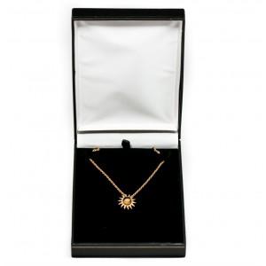 Nativity Stones Necklace Gift Box
